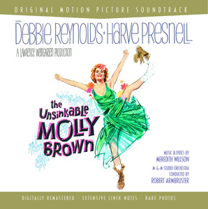 The Unsinkable Molly Brown Albumcover