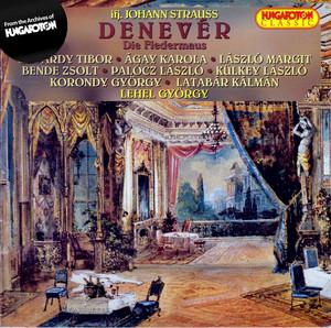 Strauss II: Denevér album