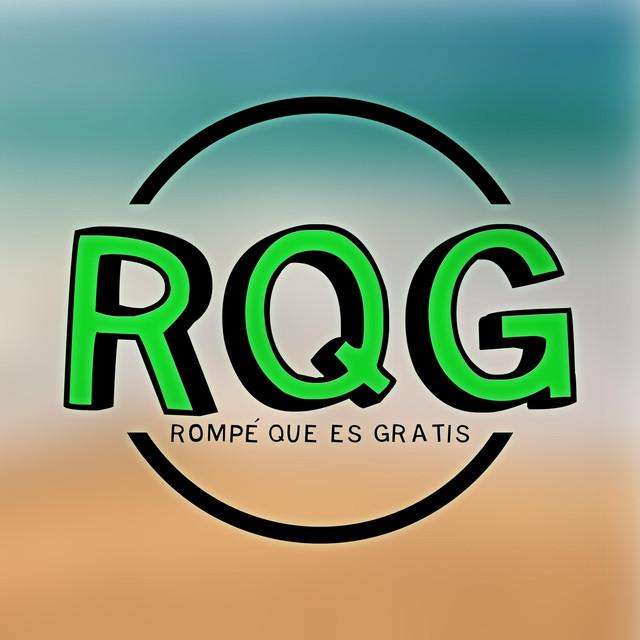 Album cover for RQG by Rompé Que Es Gratis