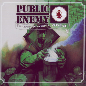 Public Enemy Superman's Black in the Building cover