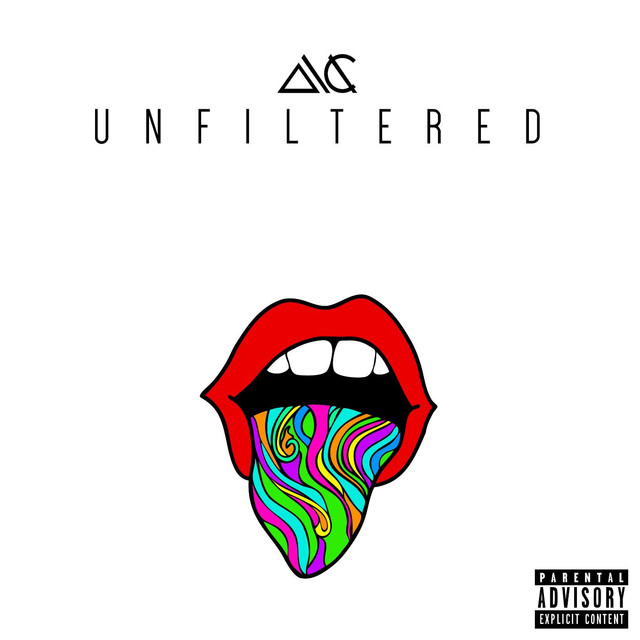Album cover for Unfiltered by Anna Clendening