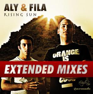 Rising Sun (Extended Mixes) Albumcover