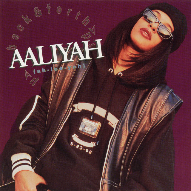 Back & forth - Aaliyah