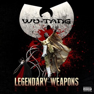 Legendary Weapons Albumcover