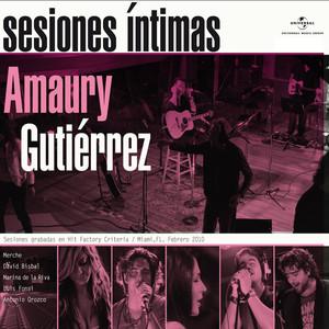 Sesiones Íntimas - Amaury Gutierrez