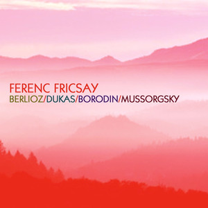 Berlioz/Dukas/Borodin/Mussorgsky Albümü