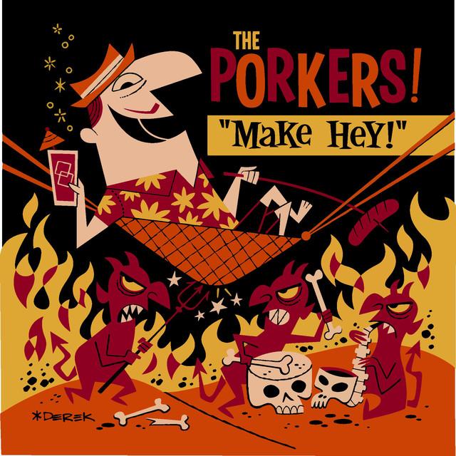"""Résultat de recherche d'images pour """"the porkers make hey"""""""