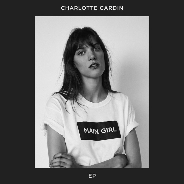 Album cover for Main Girl EP by Charlotte Cardin