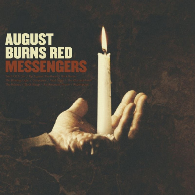 August Burns Red Messengers album cover