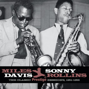 The Classic Prestige Sessions, 1951-1956 Albumcover