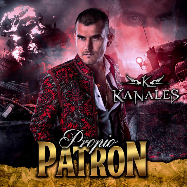 Album cover for Propio Patron by Kanales