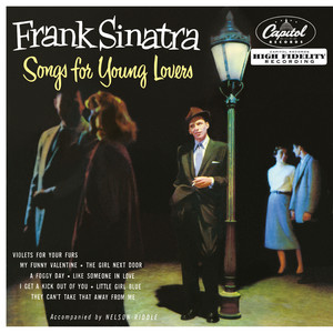 Songs For Young Lovers Albumcover