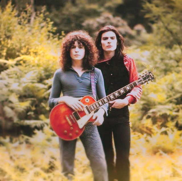 T. Rex, Marc Bolan Tame My Tiger cover