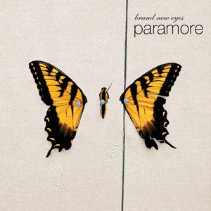 brand new eyes Albumcover