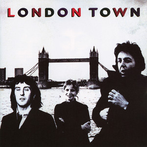 London Town Albumcover