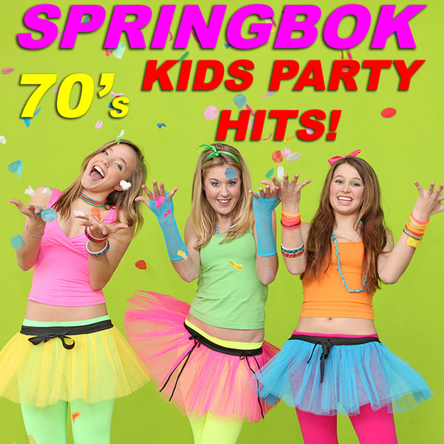 70s Kids Party Hits By Springbok On Spotify