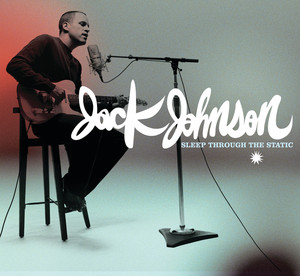 Jack Johnson Home cover