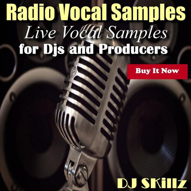 Radio Vocal Samples by DJ Skillz on Spotify