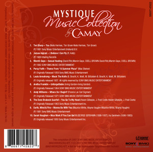 Mystique Music Collection - Camay