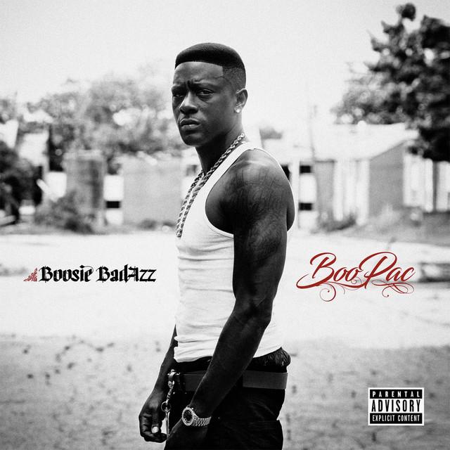Album cover for BooPac by Boosie Badazz