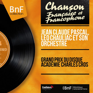 Grand prix du disque Académie Charles Cros (Mono version) album