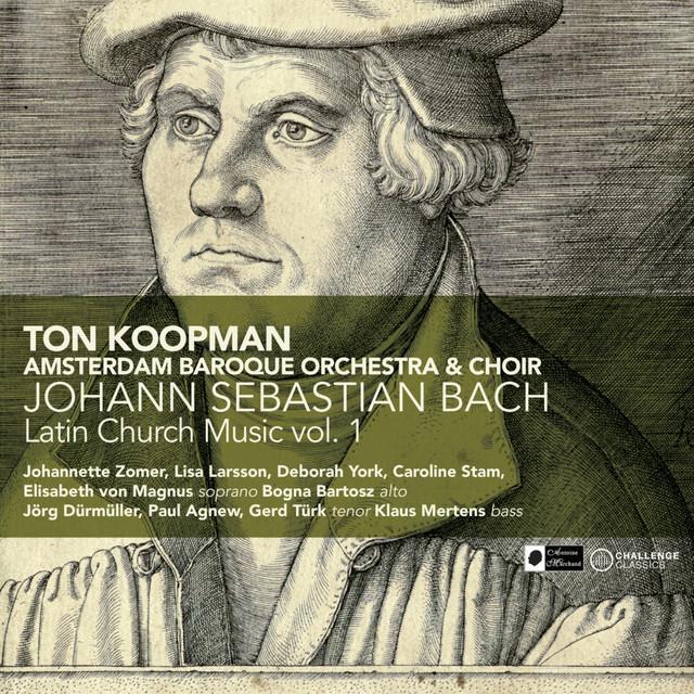 Bach: Latin Church Music Vol. 1