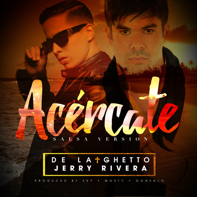 Acércate (feat. Jerry Rivera ) [Salsa Version]