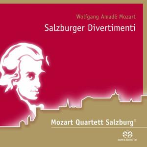 Mozart: Salzburger Divertimenti Albümü