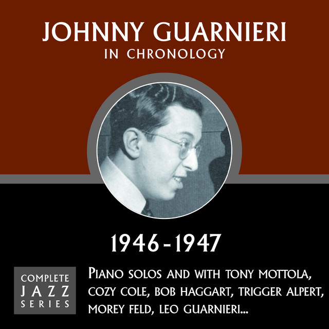 Flying Home (10-18-46), a song by Johnny Guarnieri on Spotify