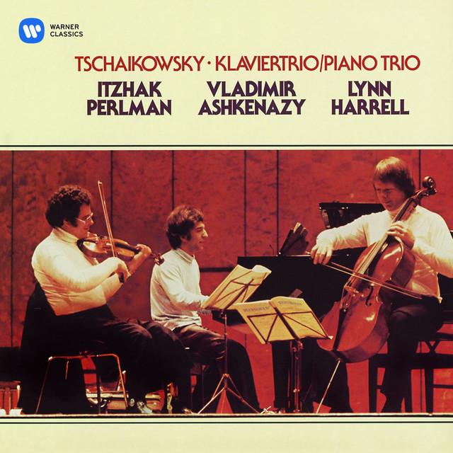 Tchaikovsky: Piano Trio Albumcover
