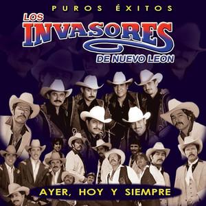 Puros Éxitos - Los Invasores de Nuevo León album