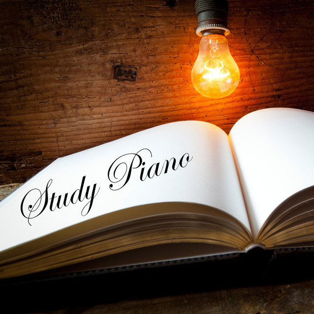 Study Piano Albumcover