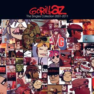 Gorillaz The Singles Collection 2001 2011 Songtexte Lyrics