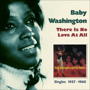 There Is No Love At All (Singles 1957 - 1960) album