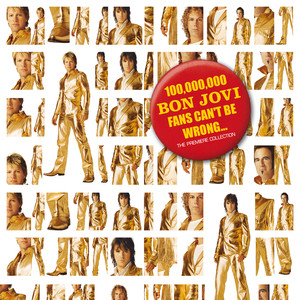 100,000,000 Bon Jovi Fans Can't Be Wrong Albumcover