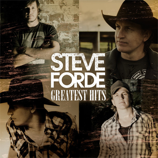 Steve Forde Greatest Hits album cover