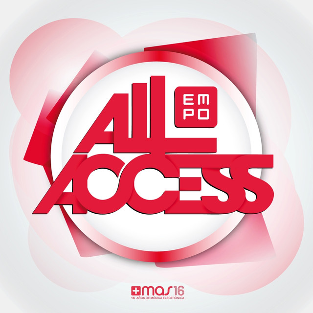 Various Artists EMPO All Access album cover