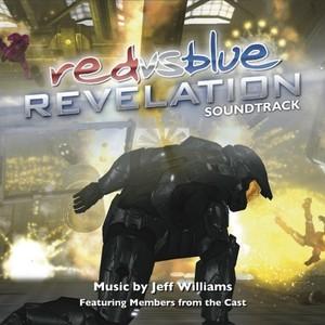 Red vs. Blue Revelation Soundtrack Albumcover