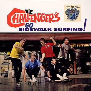 The Challengers Go Sidewalk Surfing! album