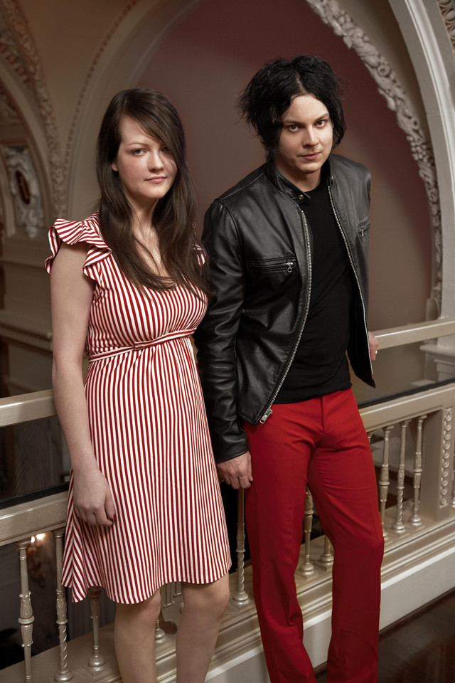 Photo White Stripes