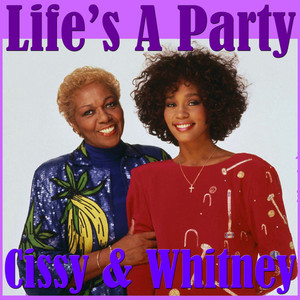 Life's A Party- Cissy & Whitney Albumcover