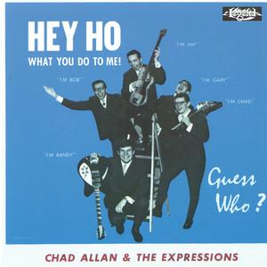 Hey Ho (What You Do to Me!) album