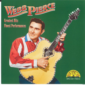 Webb Pierce Yes, I Know Why cover