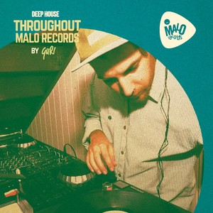 Throughout Malo Records by Guri Albumcover