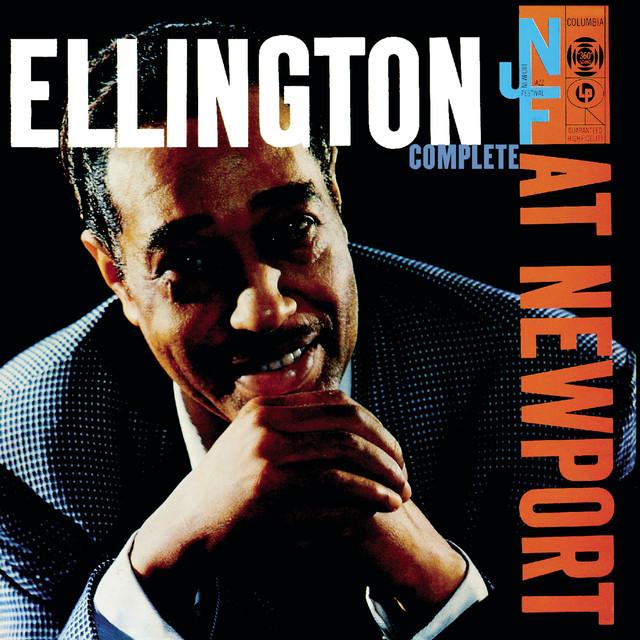 Ellington at Newport 1956 (Complete) Albumcover