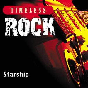 Timeless Rock: Starship Albumcover