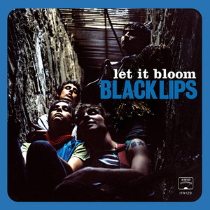 Album cover for Let it Bloom by Black Lips