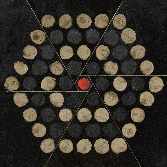 Album cover for Palms by Thrice