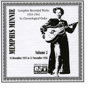 Memphis Minnie Vol. 2 (1935-1936) Albumcover