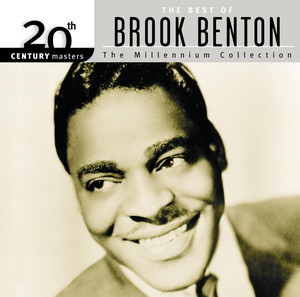 Brook Benton Hotel Happiness cover